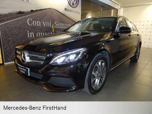 Mercedes-benz usata d S.W. Auto Sport diesel Rif. 6801829