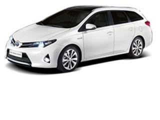TOYOTA Auris Touring Sports 1.8 Hybrid Black Edition Nuova
