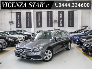 MERCEDES-BENZ E 220 D S.W. 4Matic Autom SPORT NEW MODEL Usata