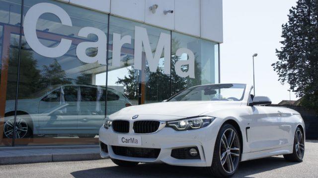BMW 420 d Cabrio Msport LISTINO 73.000?