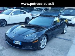 CHEVROLET Corvette C6 6.2 V8 Coupé LS3 437CV Usata