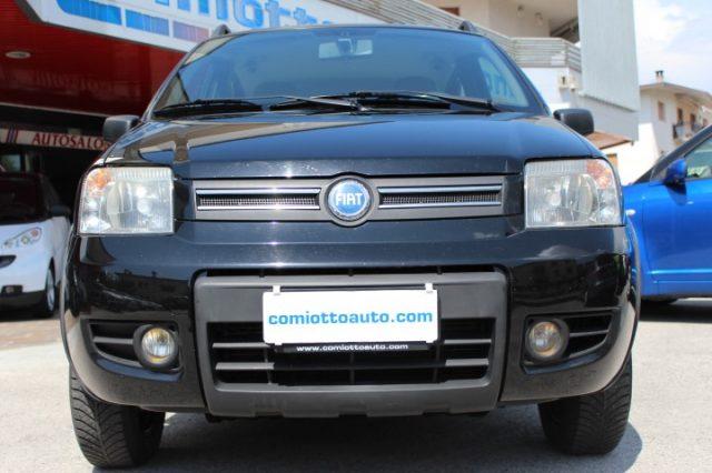 Fiat Panda usata 1.3 MJT 16V 4x4 - OK Neopatentati! diesel Rif. 6945179
