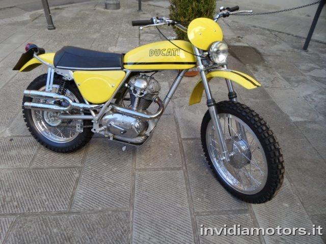Ducati d'poca RT 450 RESTAURO COMPLETO+RARA a benzina Rif. 7613219