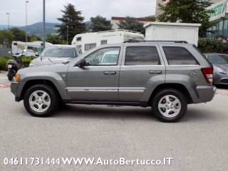 JEEP Grand Cherokee 3.0 V6 CRD Limited Usata