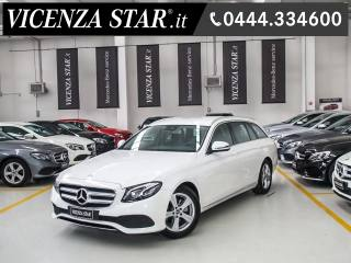 MERCEDES-BENZ E 220 D S.W. Autom SPORT NEW MODEL Usata