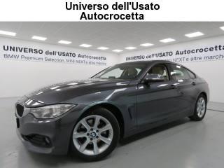 BMW 420 D Gran Coupé Advantage Auto EURO 6 Usata