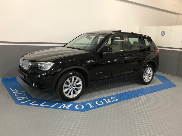 BMW X3 Nero pastello