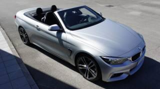 BMW 420 D Cabrio Msport LISTINO 74.000? IVA ESPOSTA Usata