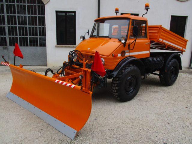 Mercedes-benz usata Unimog  406 diesel Rif. 8907416