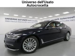 BMW 730 D XDrive Auto EURO 6 Usata
