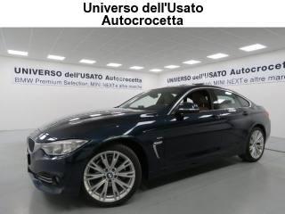 BMW 420 D XDrive Gran Coupé Luxury Auto EURO 6 Usata