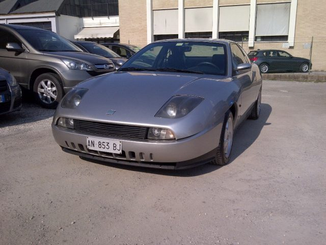 FIAT Coupe Antracite pastello