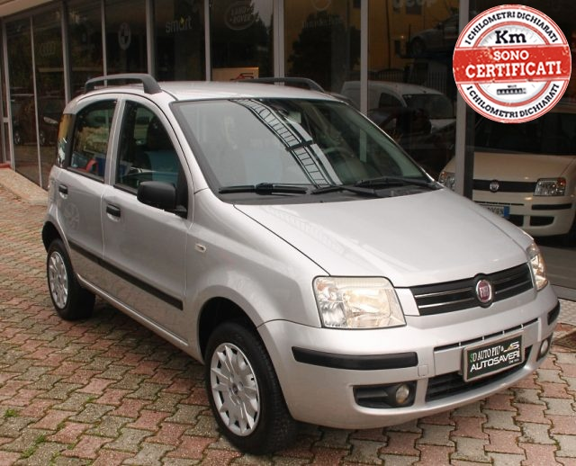 Fiat Panda usata 1.2 Dynamic Natural Power a metano Rif. 7102490