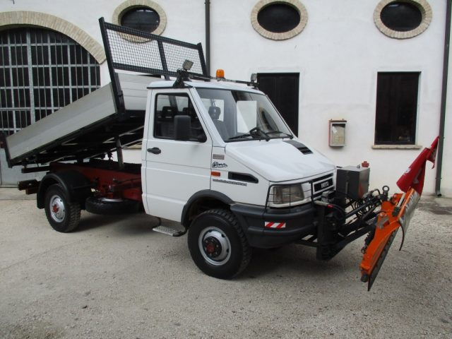 Iveco usata Daily  4X4 diesel Rif. 8907413