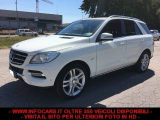 MERCEDES-BENZ ML 350 BlueTEC 4Matic Premium Usata