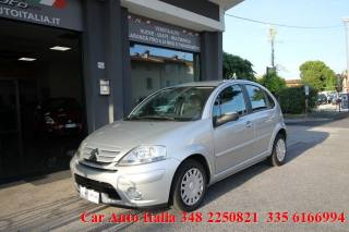 CITROEN C3 1.1 Airdream Exclusive IDEALE NEOPATENTATI UNIPROP Usata