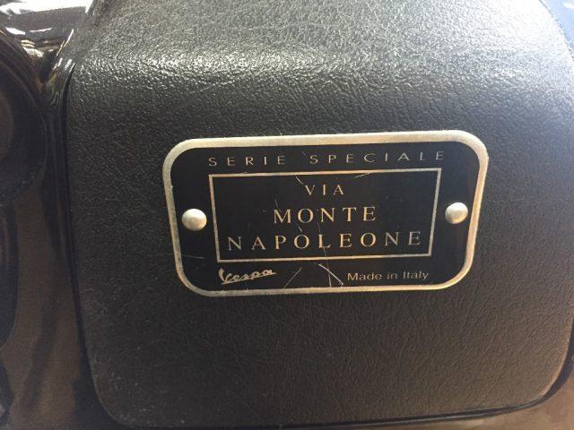 Immagine di VESPA GTV 300 via montenapoleone