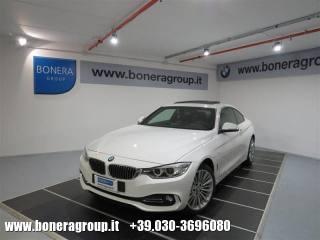 BMW 420 D XDrive Coupé Luxury Usata
