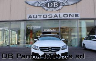 MERCEDES-BENZ C 220 D S.W. Automatic Executive SPORT AMG Completo Usata