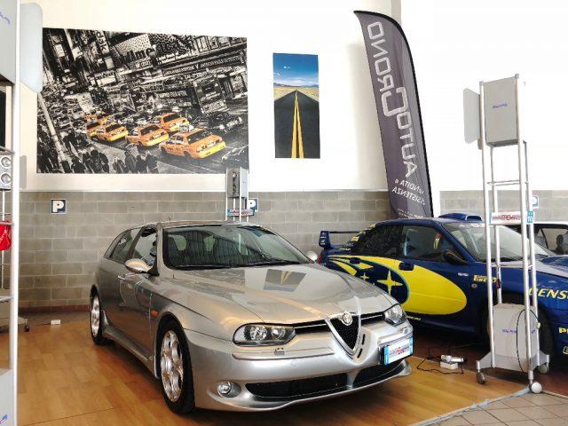 Alfa Romeo 156 usata 3.2i V6 24V cat Sportwagon GTA a benzina Rif. 9323372