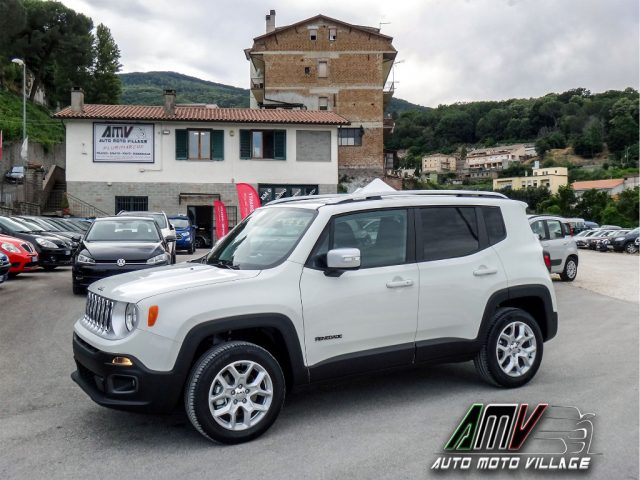 Jeep Renegade km 0 2.0 Mjt 140 CV 4WD LIMITED AUTOM.-APPLE-ANDROID diesel Rif. 7179712