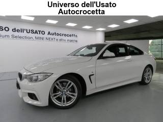 BMW 420 D Coupé Msport EURO 6 Usata