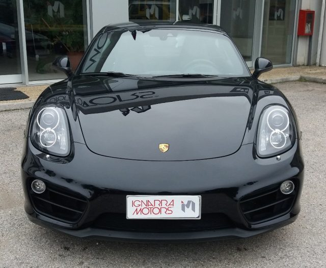 Porsche Cayman usata 2.7 BLACK EDITION a benzina Rif. 11604006