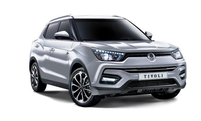 Ssangyong Tivoli km 0 1.6 115CV DS 2WD GO diesel Rif. 7236881