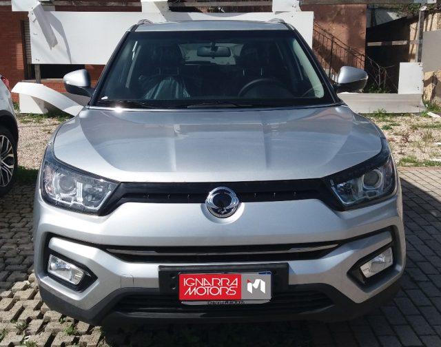 Ssangyong Tivoli km 0 my18 1.6 115cv 2wd BE NAVI diesel Rif. 7236880