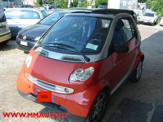 SMART ForTwo 600 Smart Cabrio & Passion  CLIMA!!!! Usata