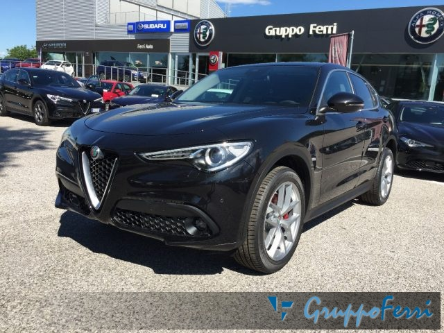 Alfa Romeo Stelvio nuova 2.2 Turbodiesel 210CV AT8 Q4 Executive P.CONSEGNA diesel Rif. 8875918