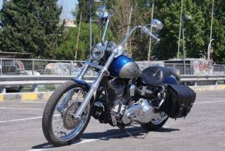 HARLEY-DAVIDSON FXDC Dyna Super Glide Custom Ott. 2OO9 Km 25.000 Garanzia Permute Rate Usata