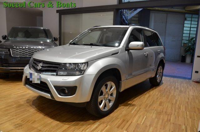 Suzuki Grand Vitara usata 2.4 aut. 5 porte Evolution Plus*AUTOMATICA* a benzina Rif. 9264112