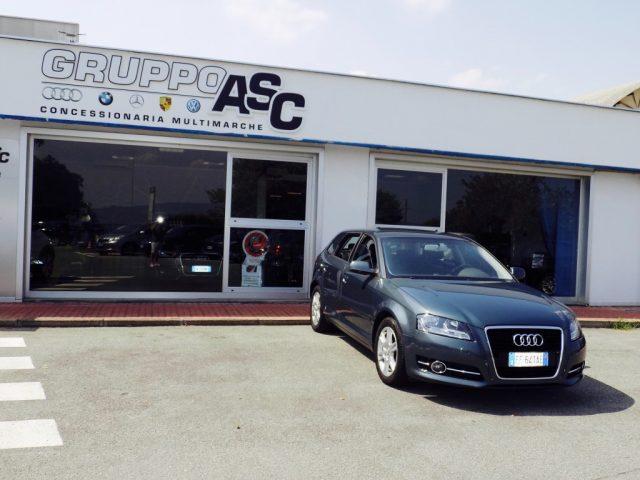 Audi A3 usata SPB 1.6 TDI 90 CV ADATTA A NEOPATENTATI diesel Rif. 7341548