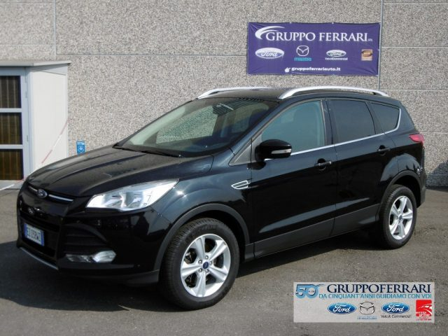 Ford Kuga 2.0 TDCI 120cv Plus 2WD