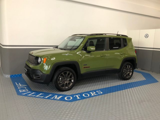 JEEP Renegade Verde metallizzato
