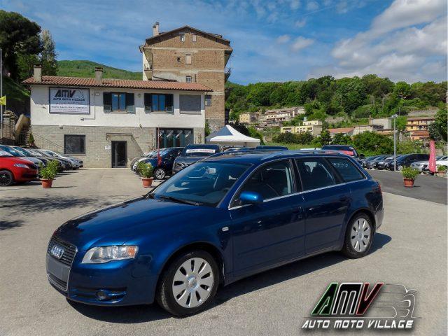 Audi A4 usata 2.0 16V TDI Avant TETTO APRIBILE-CLIMAUTO-FENDI diesel Rif. 7456695